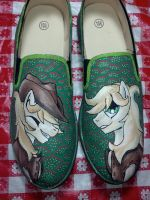 Braeburn MLP Shoes by Acrylicolt