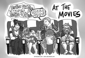 DA - At The Movies by aimo