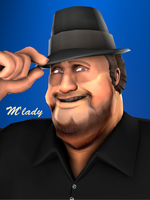 [SFM] M'lady by SirLaggy
