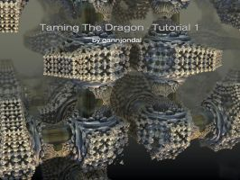 Cage The Dragon - Final Tutorial Result (picture) by gannjondal
