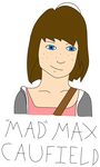 Mad Max Caufield by clockincomics