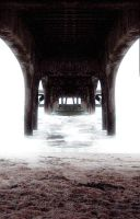 Under The Pier by NinjaJedi