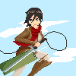Mikasa Ackerman by The-Other-User