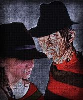 Freddy and me by Lupade