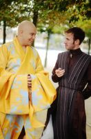 Varys and Lord Baelish by Sweeturk