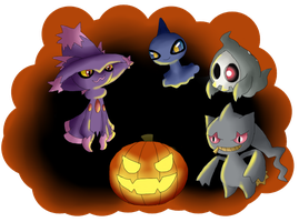 Happy Halloween by FinnishPokemonFan96