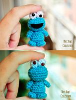 Cookie monster!!! by MissBajoCollection