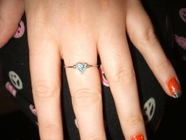 Heart Ring by lettym