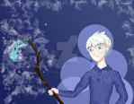 Jack Frost... by Lovely-Tsandy