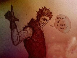 WHO SAID? by Sanzo-Sinclaire