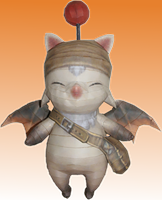 moogle (without backround) by ScarletHeartfilia