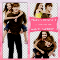 +Ciara Bravo y Kendall Schmidt PNG by WantUBackRush