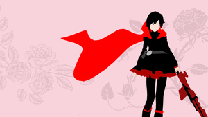 Ruby Rose minimalist by atashinchiii
