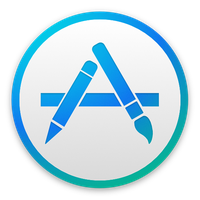 App Store Icon ( Yosemite Style) by macOScrazy