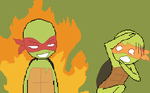 Tmnt what did you say little brother by Suria266