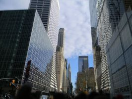NYC Cityscape by hcisme123