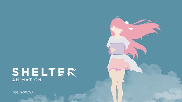 Rin - Shelter animation design by mochiFayy
