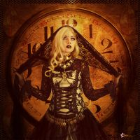 Clockwork - Steampunk by Apsara-Art