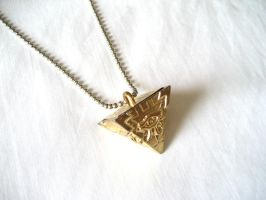 YuGiOh Necklace 2 by usagisailormoon20