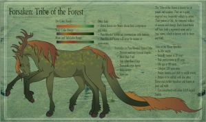 Forsaken: Tribe of the Forest by Everland-Stables
