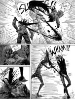 DGM Zombies 23 (GORE WARNING) by The-Butterses