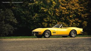 Yellowc3 by AmericanMuscle