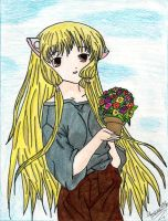Chobits by Andreacmh