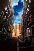 Amsterdam Morning by binarymind