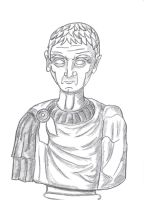 Marcus Licinius Crassus by Androklos