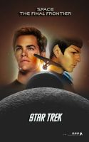 STAR TREK - FINAL FRONTIER by tanman1