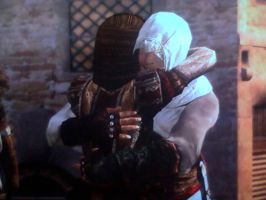 Altair X Claudia. by JohnnyTlad