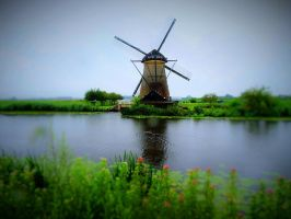Kinderdijk by be14you
