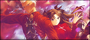 Archer Rin Fate/Stay Night unlimited blade works by drdoom1337