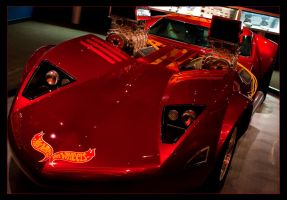 Hot Wheels Red by LobotomizedGoat