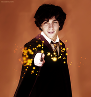 YOUNG JAMES POTTER by archiburning