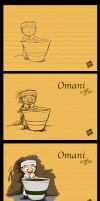 Omani coffee by SaraALMukhaini