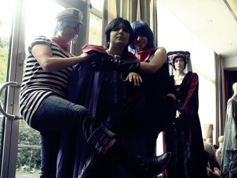 Gorillaz Cosplay 27 by Moin2D