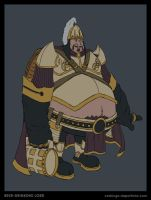 Beer Drinking Lord-Concept by CDrice