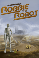 the adventures of Robbie the Robot by LaWeegie