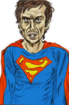 SUPERHANS - Man of STEAL by Vicoface