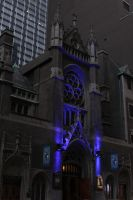 St. Malachy's The Actor's Chapel by Senshisoldier