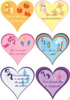 MLP:FiM Valentine's by I-Hear-Voices