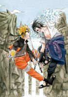 .: NARUTO -- the end :. by Orenji--kun
