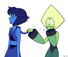 Don't Do It Peridot (GIF) by Kyriena