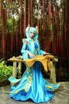 League of Legend Sona Maven of the Strings by thousandscarlet