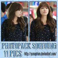 PHOTOPACK Sooyoung (SNSD) #18 by YunaPhan