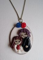 Ib and Garry necklace (2) by curry-brocoli