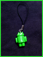 Android phonestrap by CookingMaru