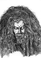 Rob Zombie by Arian-Noveir