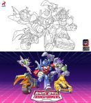 Angry Birds Transformers by Javas